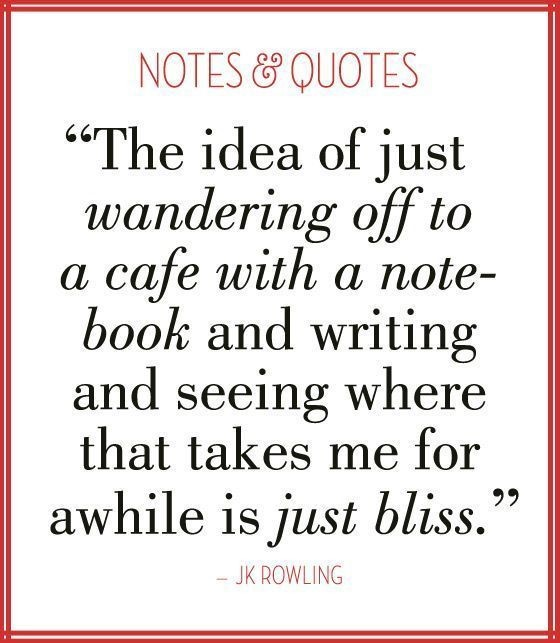 JKRowling Notebook